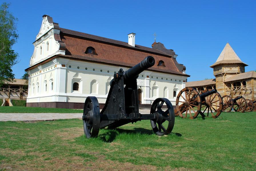 Гетьманська столиця (екскурсія в Батурин) | Забава Тур
